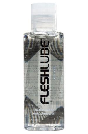 Fleshlight Slide Water-Based Anal Lubricant 100ml - Analglidmedel 1